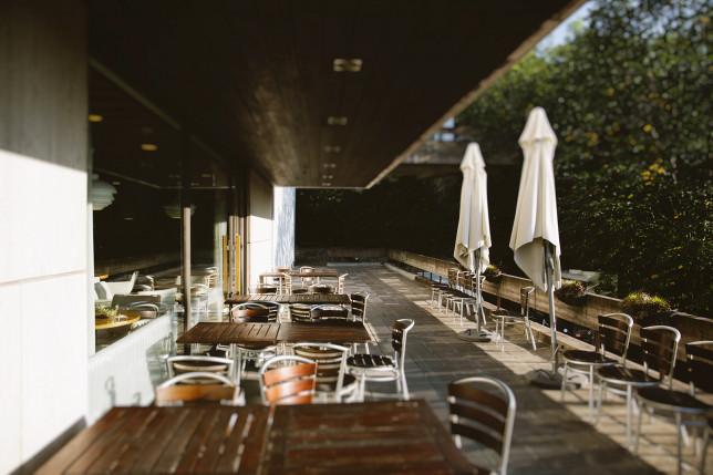 Café Wäinön terassi