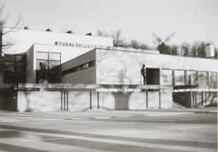Wäinö Aaltosen museo, julkisivu