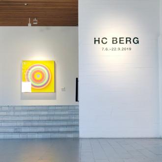 HC Bergin näyttely WAMissa. Kuva: Jonni Saloluoma